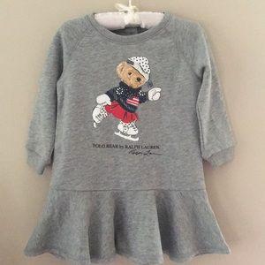 Ralph Lauren POLO Bear dress